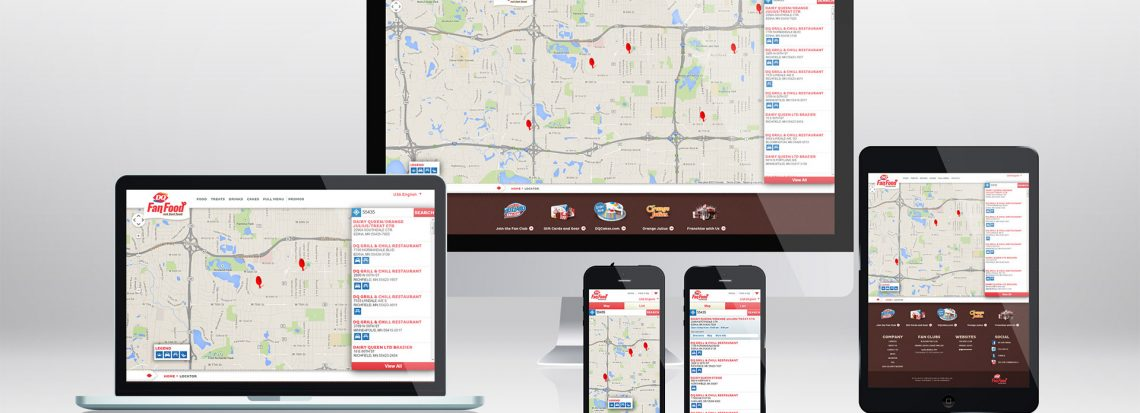 Dairy Queen Store Locator