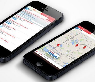 Dairy Queen Store Locator - Mobile devices